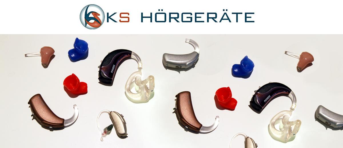 Produkte von KS-Hörgeräte